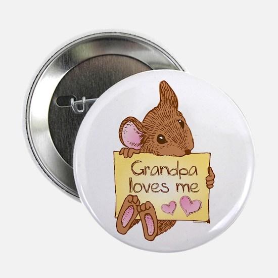 """Mouse Love GP 2.25"""" Button"""