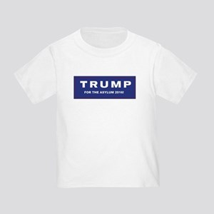 TRUMP FOR ASYLUM 2016 T-Shirt