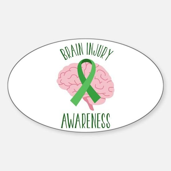 Brain Injury Awareness Decal
