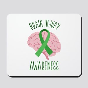 Brain Injury Awareness Mousepad