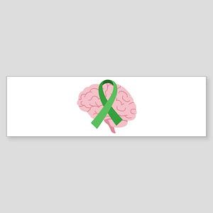 Brain Injury Awareness Bumper Sticker