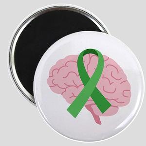 Brain Injury Awareness Magnets