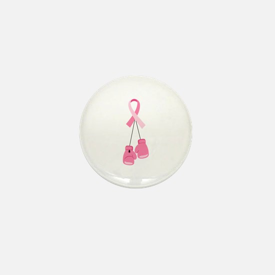 Cancer Fight Mini Button