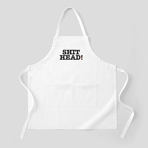 SHIT HEAD! Apron