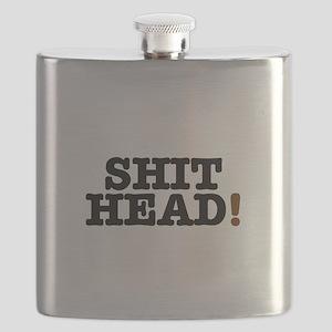 SHIT HEAD! Flask