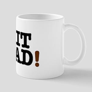 SHIT HEAD! Mugs