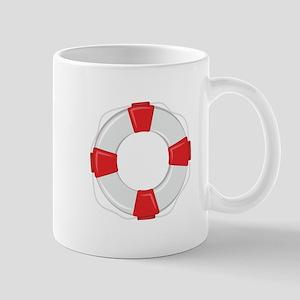 Life Preserver Mugs