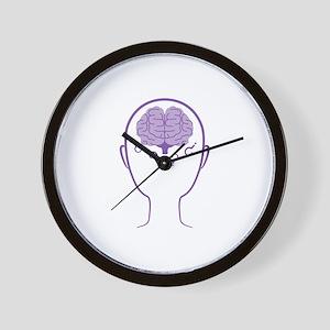 Alzheimers Wall Clock