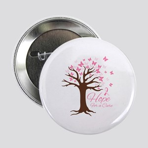 """Hope For Cure 2.25"""" Button (10 pack)"""