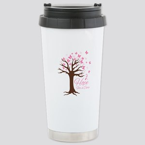 Hope For Cure Travel Mug