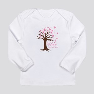 Hope For Cure Long Sleeve T-Shirt