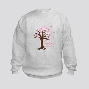 Hope For Cure Sweatshirt