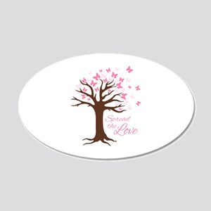 Spread Love Wall Decal