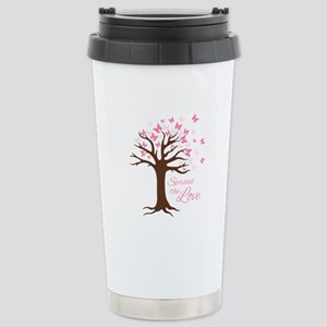 Spread Love Travel Mug
