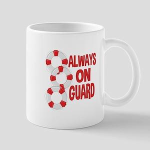 On Guard Mugs