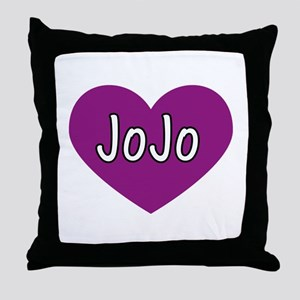 Jo Jo Throw Pillow