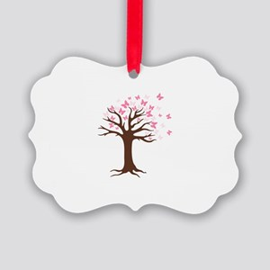 Butterfly Hope Tree Ornament
