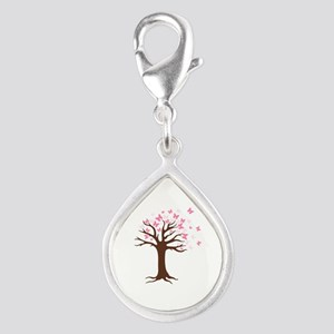 Butterfly Hope Tree Charms