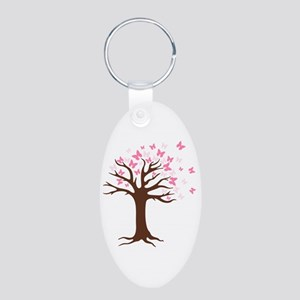 Butterfly Hope Tree Keychains