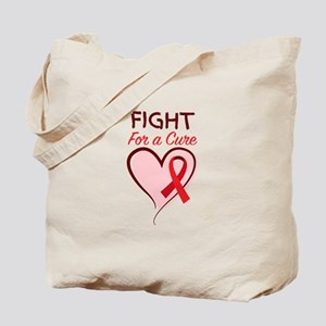 Fight For Cure Tote Bag