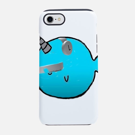 Narwhal iPhone 8/7 Tough Case