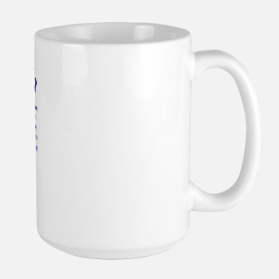 Alaskan Malamute Property Laws 2 Large Mug