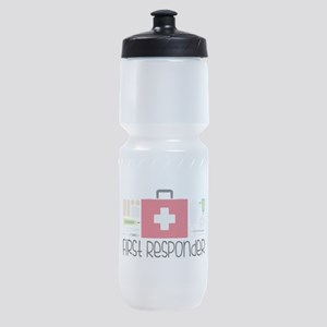 First Responder Sports Bottle