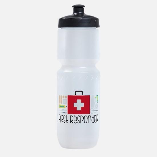 First Responder Sports Bottle