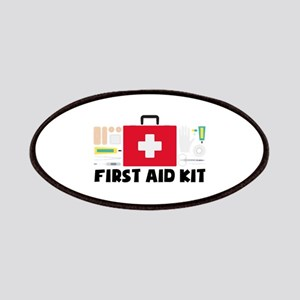 First Aid Kit Patch