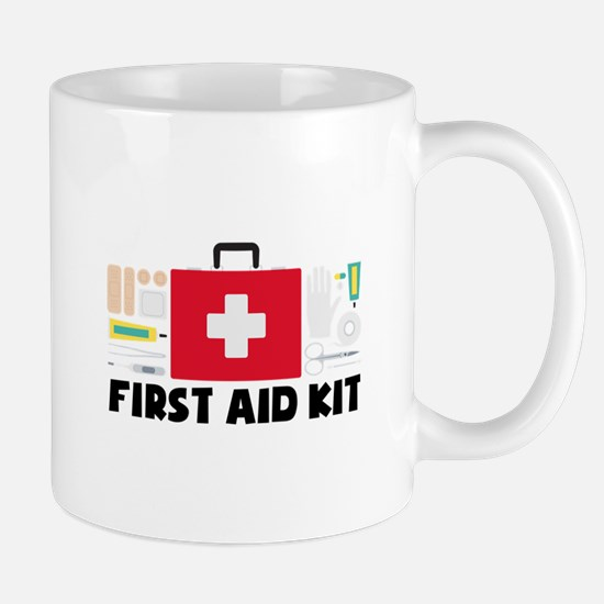 First Aid Kit Mugs