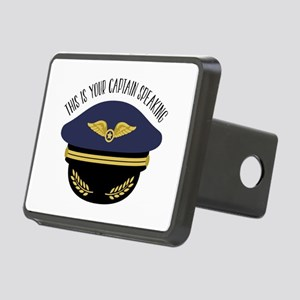 Your Captain Hitch Cover