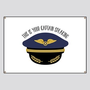 Your Captain Banner