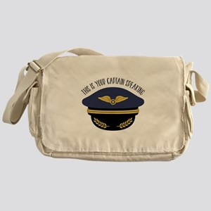 Your Captain Messenger Bag