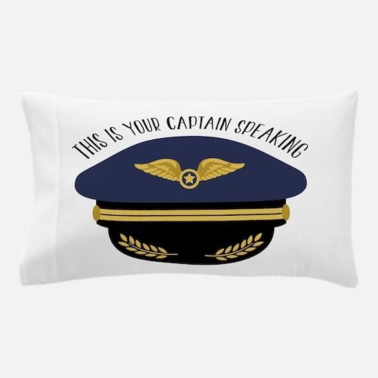 Your Captain Pillow Case