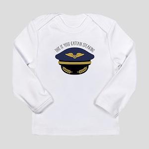 Your Captain Long Sleeve T-Shirt
