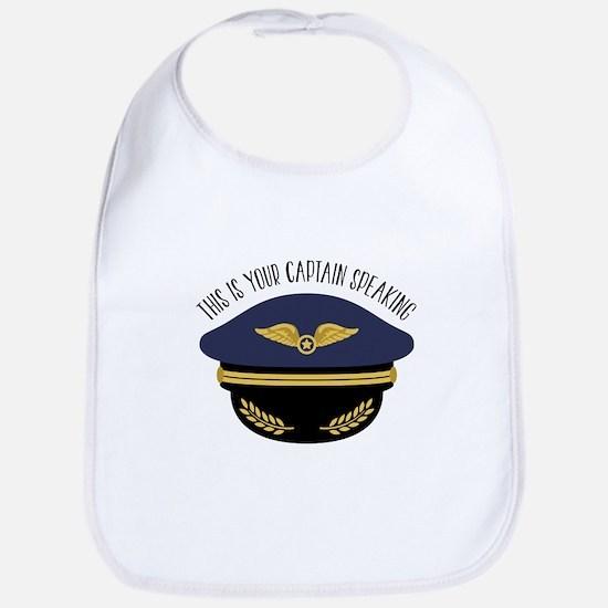 Your Captain Bib