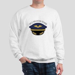 Your Captain Sweatshirt