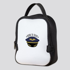 Born To Soar Neoprene Lunch Bag
