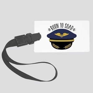 Born To Soar Luggage Tag