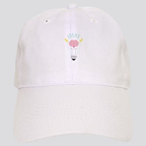 Light Bulb Ideas Baseball Cap