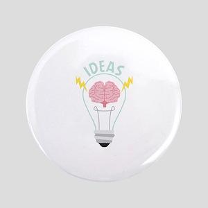 Light Bulb Ideas Button