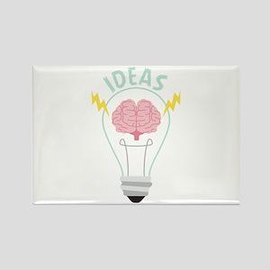 Light Bulb Ideas Magnets