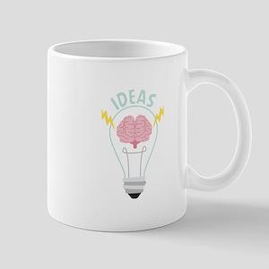 Light Bulb Ideas Mugs