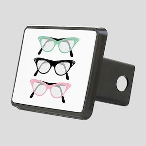 Retro Glasses Hitch Cover