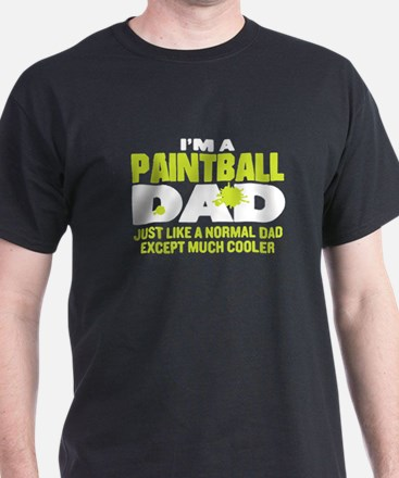 Cute Paintball T-Shirt