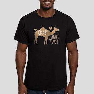 Crazy Camel Lady T-Shirt