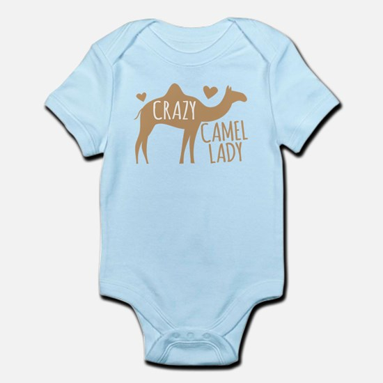 Crazy Camel Lady Body Suit