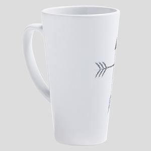 4 Four arrows 17 oz Latte Mug