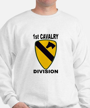 4-3-1cavdivpatchletters Sweater