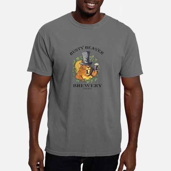 Rusty Beaver Original T-Shirt